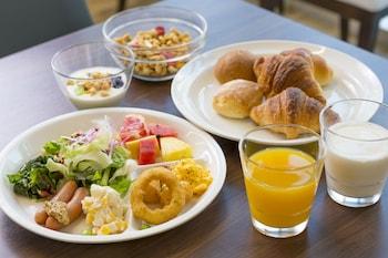 HOTEL VISTA HIROSHIMA Breakfast buffet