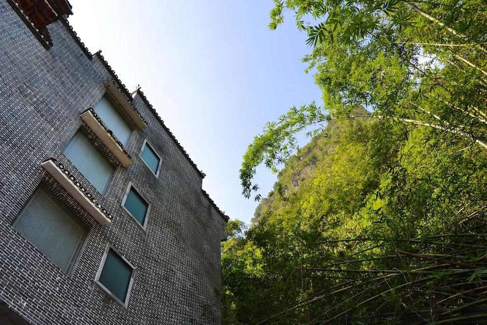 シンピン リ リバー ロッジ (兴坪漓水山庄)