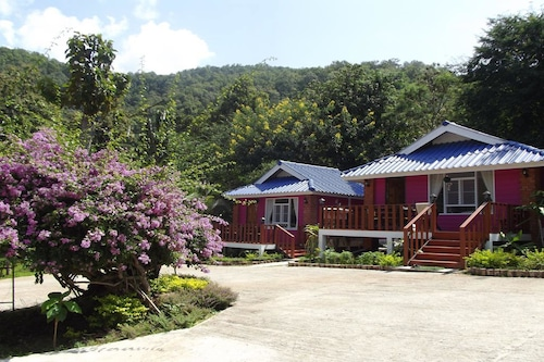 Phuchomjan Resort, Muang Mae Hong Son