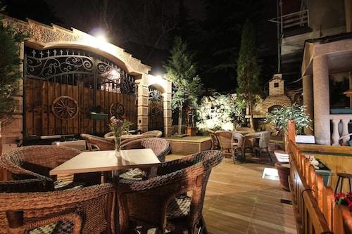 Skopje - Villa Alexander - ze Szczecina, 23 kwietnia 2021, 3 noce