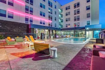 達拉斯娛樂區阿靈頓雅樂軒飯店 Aloft Dallas Arlington Entertainment District