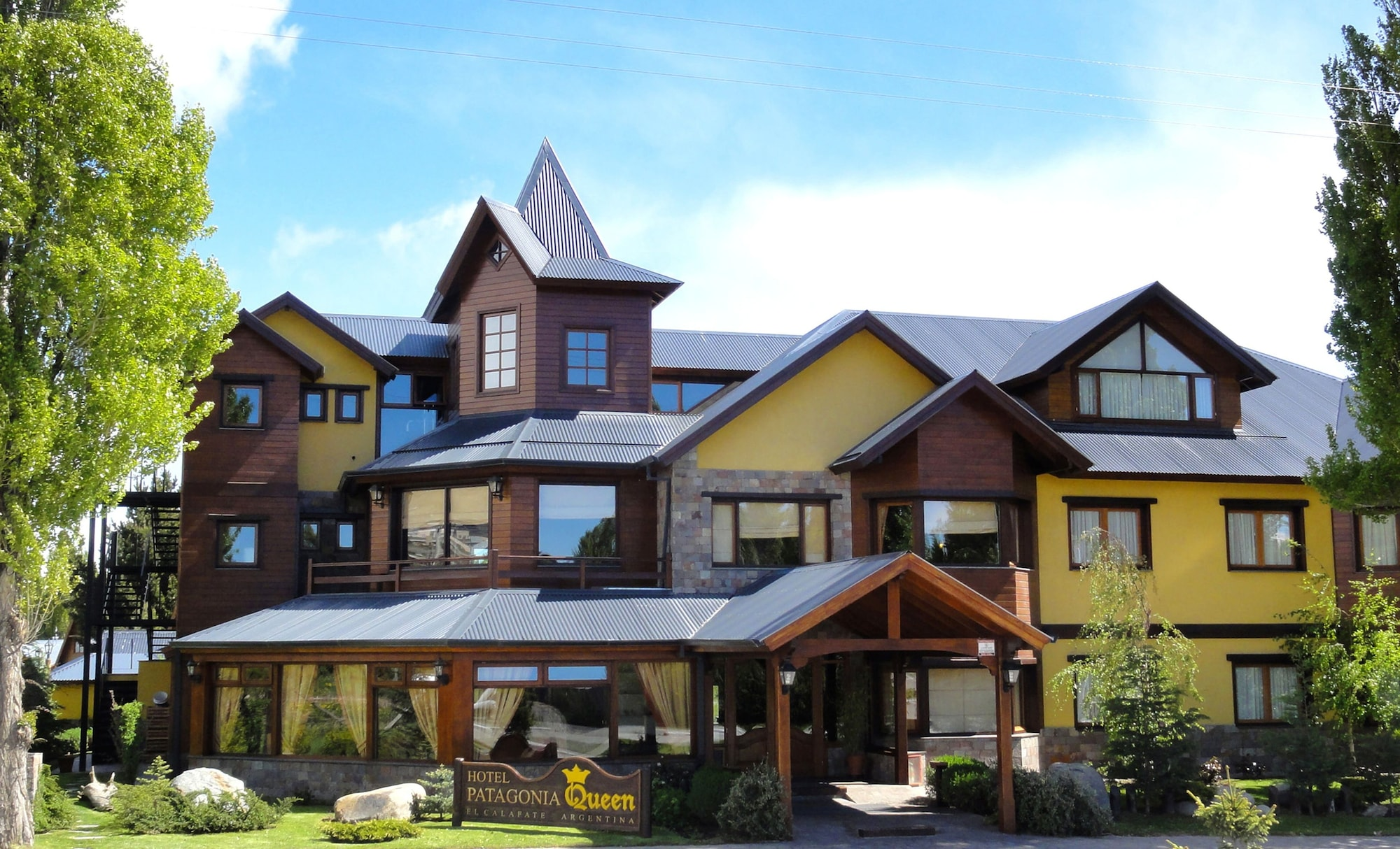 Patagonia Queen Hotel Boutique, Lago Argentino
