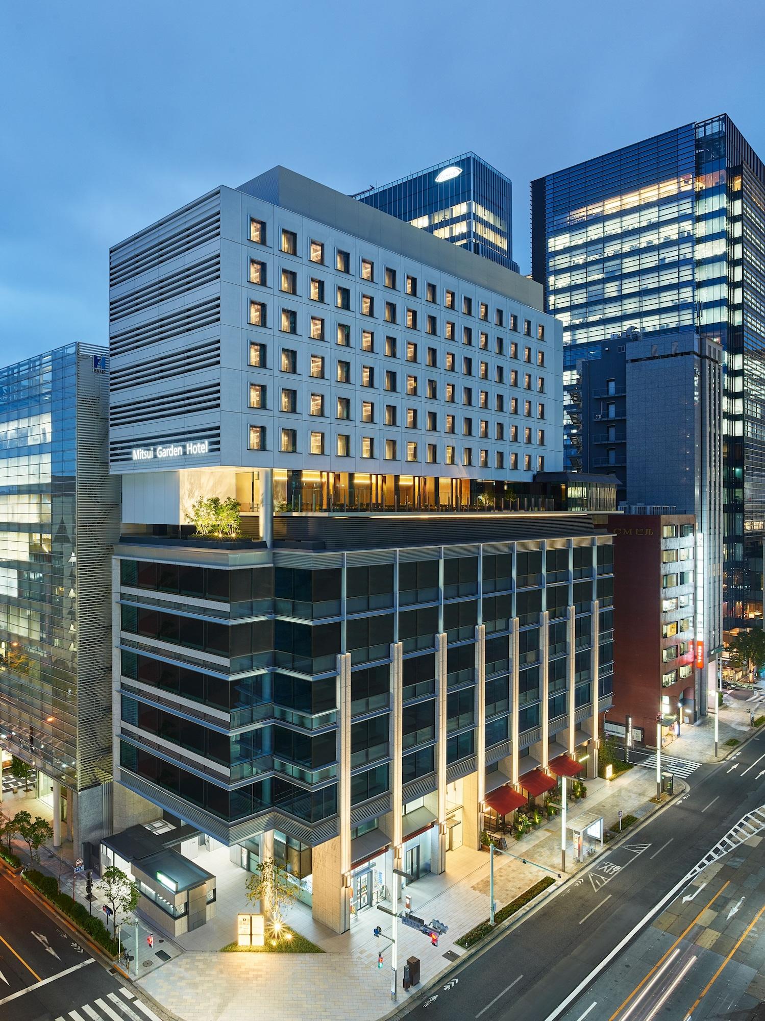 Mitsui Garden Hotel Nihonbashi Premier, Chiyoda