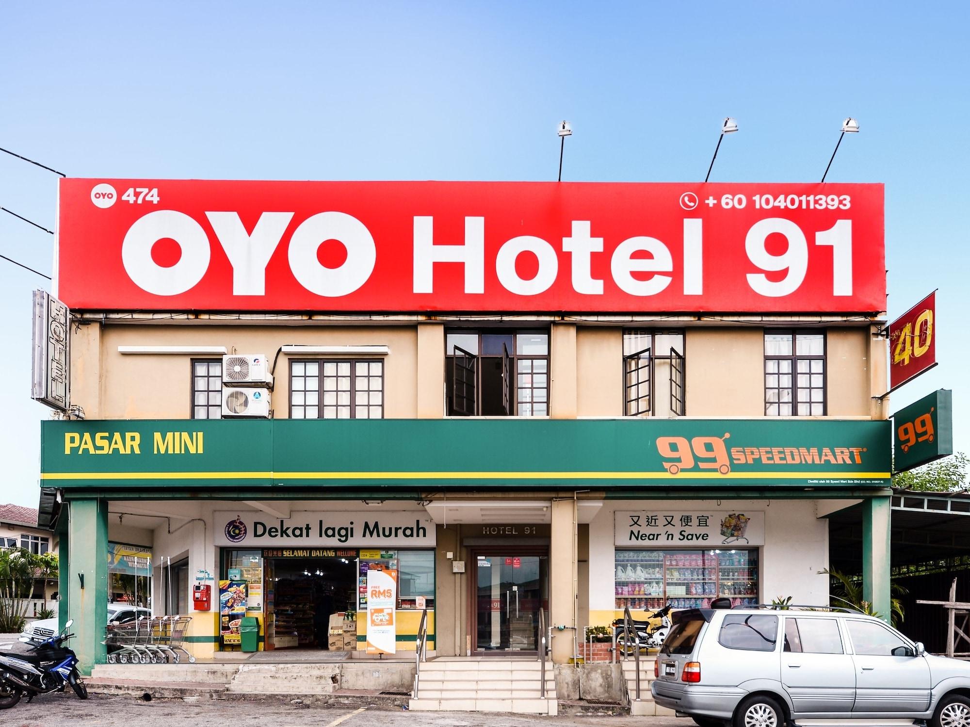 OYO 474 Hotel 91, Hulu Langat