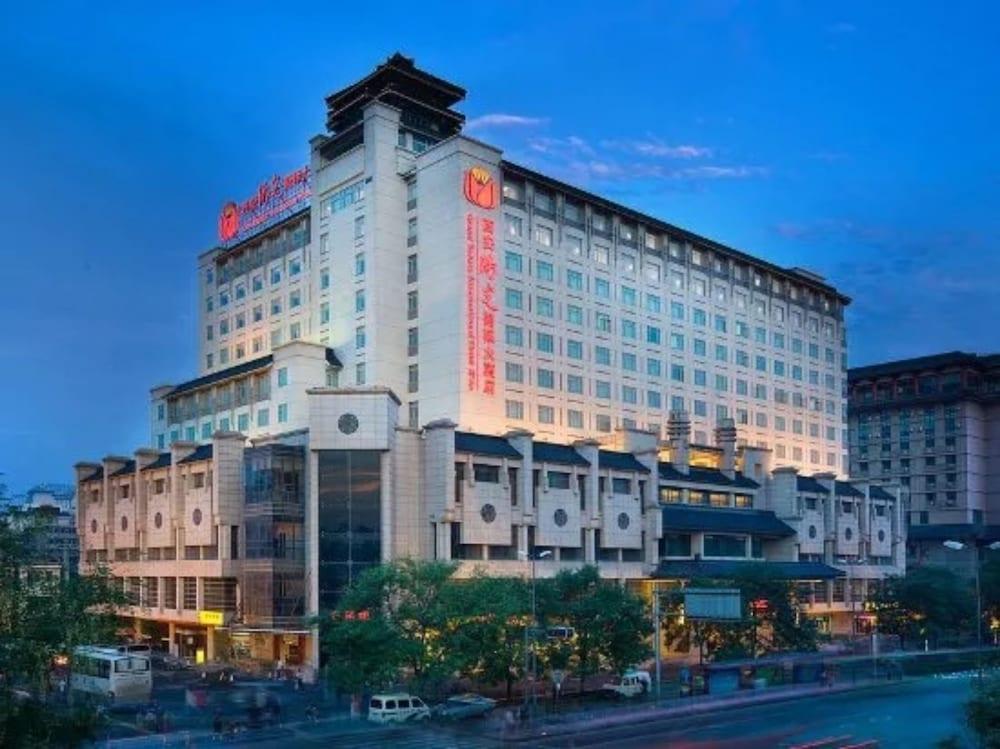 グランド ソリュクス インターナショナル ホテル西安 (西安阳光国际大酒店)