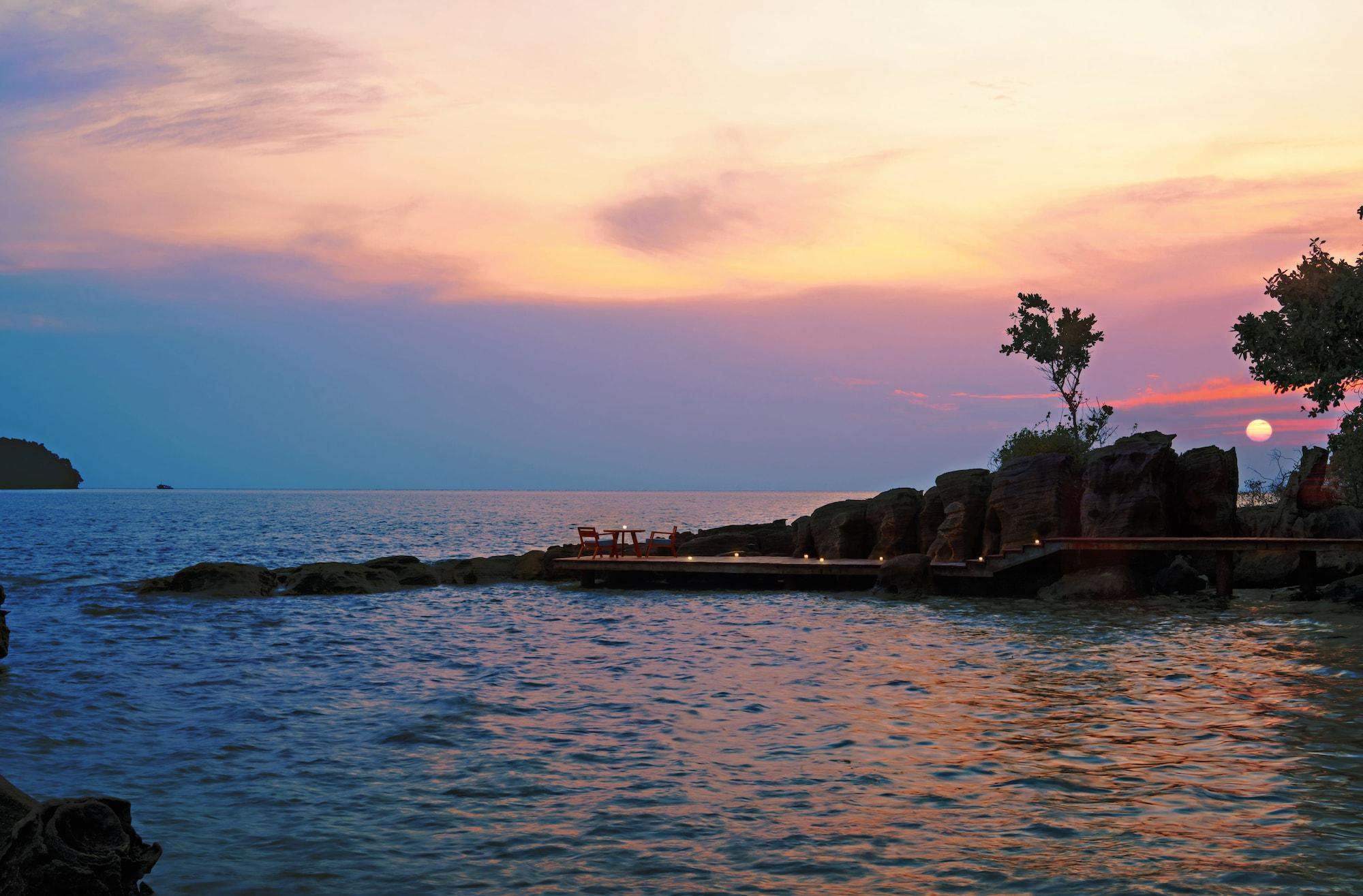 Six Senses Krabey Island, Prey Nob
