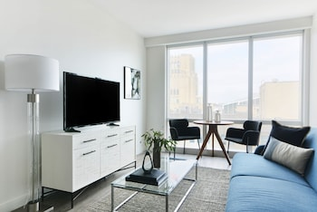 Artsy 1BR in Fenway by Sonder photo