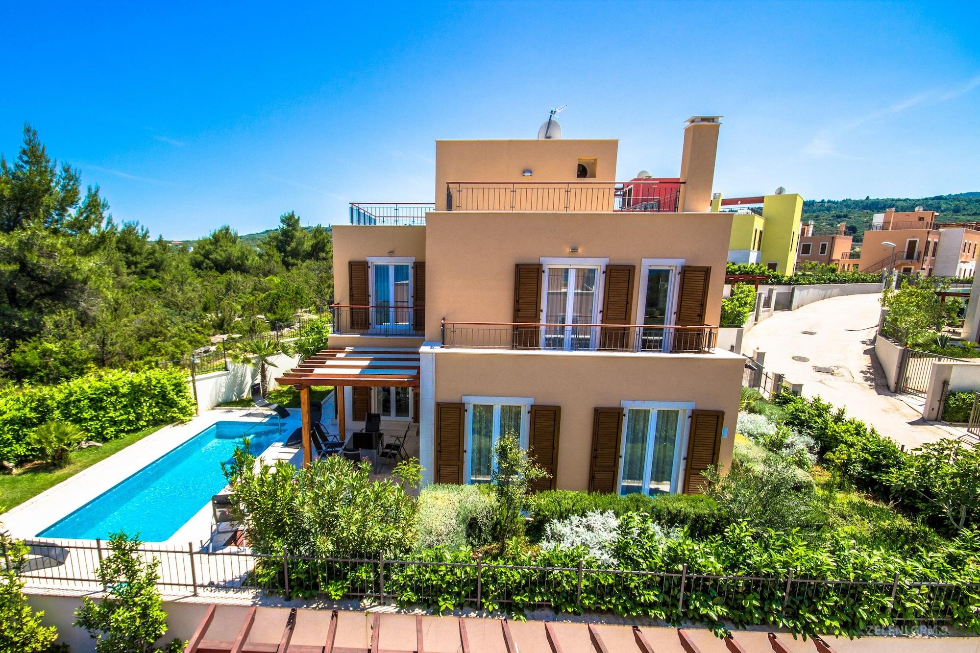 Villa Rose, Supetar