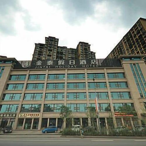 Jintai Holiday Hotel, Leshan