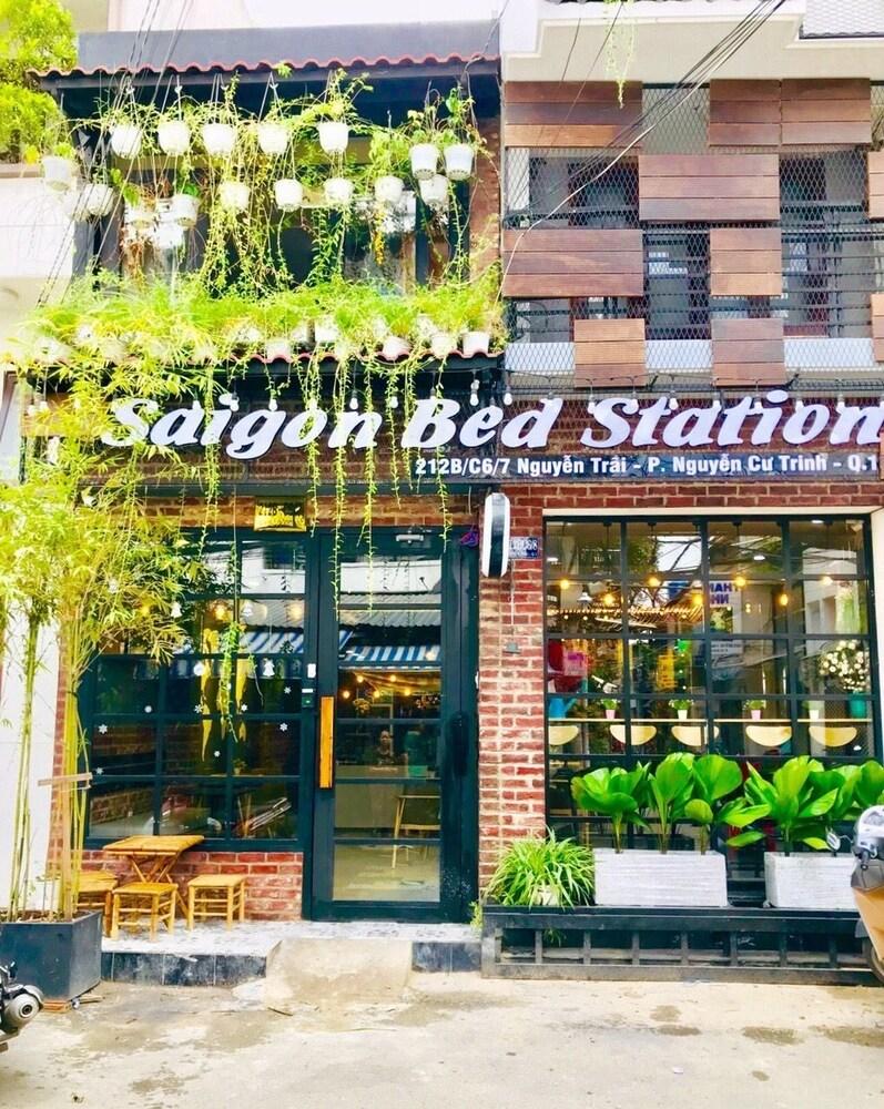 サイゴン ベッド ステーション