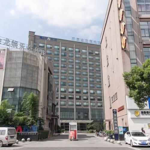 Sujia Jinlong Business Hotel, Wuxi