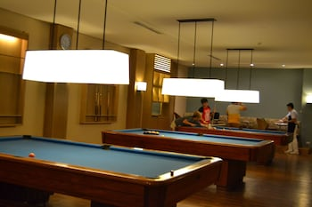 APARTMENT CAROLA B 711 AT PICO DE LORO Billiards
