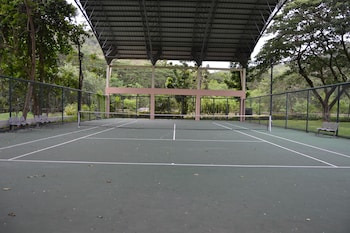 APARTMENT CAROLA B 711 AT PICO DE LORO Tennis Court