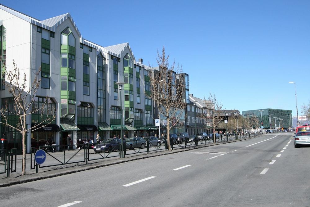 Nordic Apartments - Lækjargata Penthouse