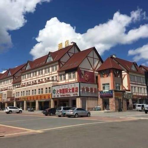 Liu He International Hotel, Xing'an