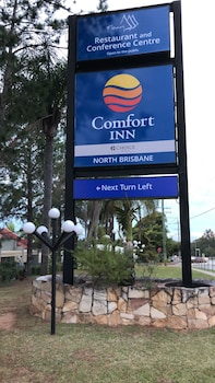 Exterior at Comfort Inn North Brisbane in Carseldine