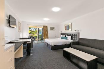 Guestroom at Comfort Inn North Brisbane in Carseldine