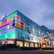 漫趣樂園酒店 (上海國際旅遊度假區川沙地鐵站店)