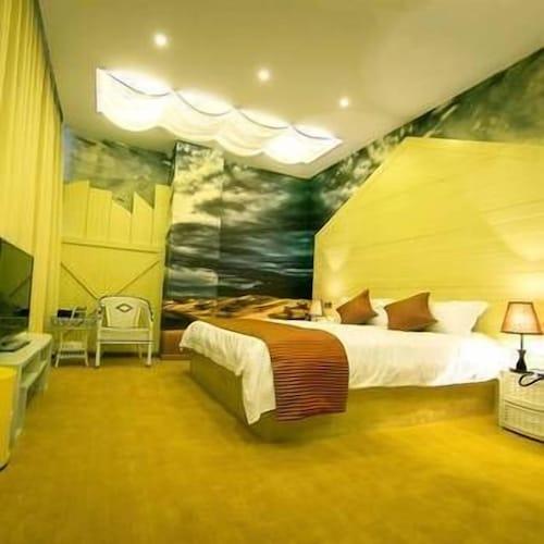 Boli 24 Fang Theme Hotel, Chengdu