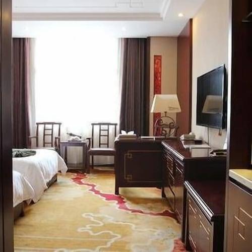 Huaxia International Hotel, Jiuquan