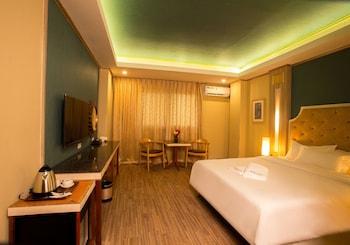 APPLETON HOTEL Room