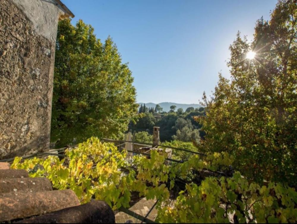 Property With 5 Bedrooms in Mouans-sartoux, With Wonderful Mountain Vi