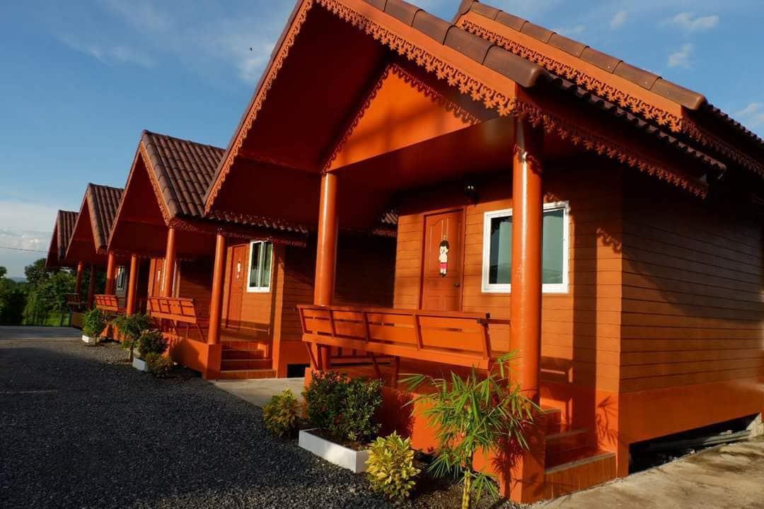 Panragsa Resort, Muang Lop Buri
