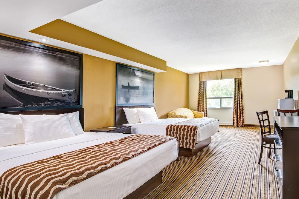 Red Maple inn and suites, Muskoka