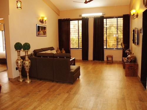 Nirvaah Home Siolim- 1BHK, North Goa