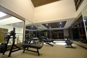 AMIYA RESORT RESIDENCES CLUBHOUSE Gym