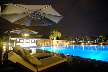 AMIYA RESORT RESIDENCES CLUBHOUSE Outdoor Pool