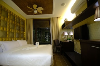 AMIYA RESORT RESIDENCES CLUBHOUSE Room