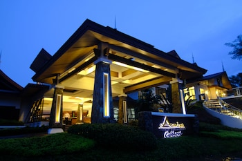 AMIYA RESORT RESIDENCES CLUBHOUSE Interior Entrance