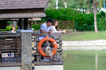 AMIYA RESORT RESIDENCES CLUBHOUSE Fishing