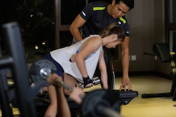 AMIYA RESORT RESIDENCES CLUBHOUSE Fitness Studio