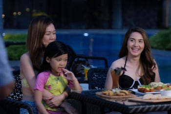AMIYA RESORT RESIDENCES CLUBHOUSE Outdoor Dining
