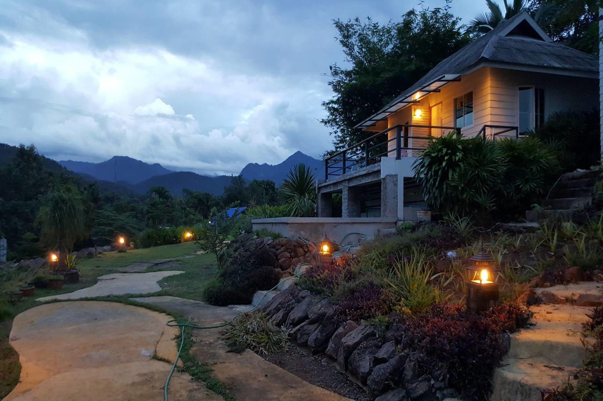 Hern High Resort, Muang Mae Hong Son
