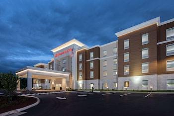 康乃狄克落磯山南哈特福德歡朋套房飯店 Hampton Inn & Suites Rocky Hill-Hartford South, CT