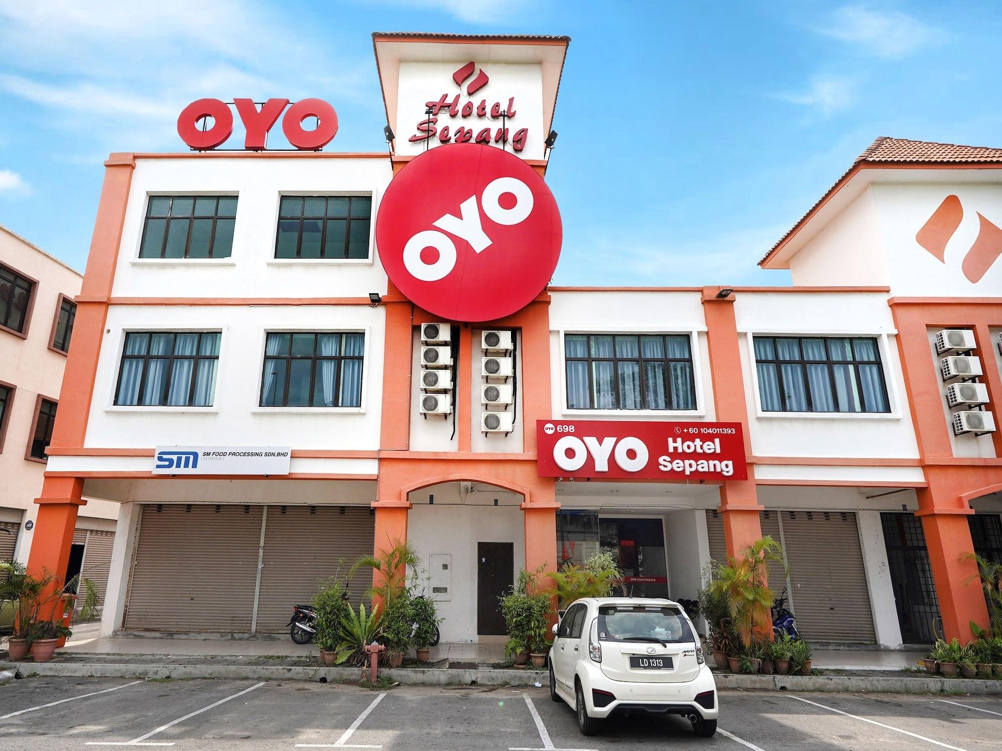 OYO 698 Hotel Sepang at Dengkil, Kuala Lumpur