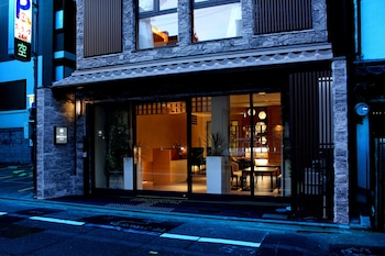 KYOTO SHINMACHI ROKKAKU HOTEL GRANDEREVERIE Front of Property - Evening/Night