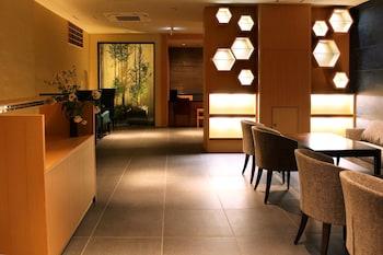 KYOTO SHINMACHI ROKKAKU HOTEL GRANDEREVERIE Lobby Sitting Area