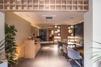 KYOTO SHINMACHI ROKKAKU HOTEL GRANDEREVERIE Lobby Lounge