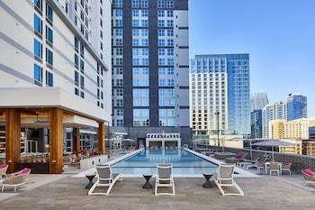 納許維爾市中心萬豪 AC 飯店 AC Hotel by Marriott Nashville Downtown