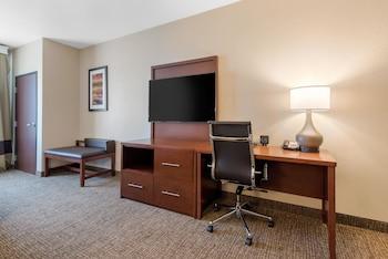 Comfort Suites Denver International Airport Denver Co