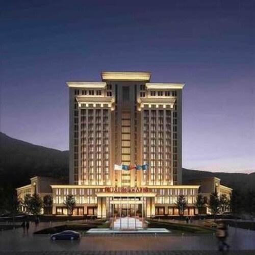 Jianmenguan International Hot Spring Hotel, Guangyuan
