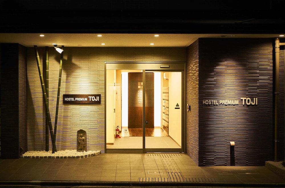 THE GARDEN-Hotel premium To-ji - Hostel