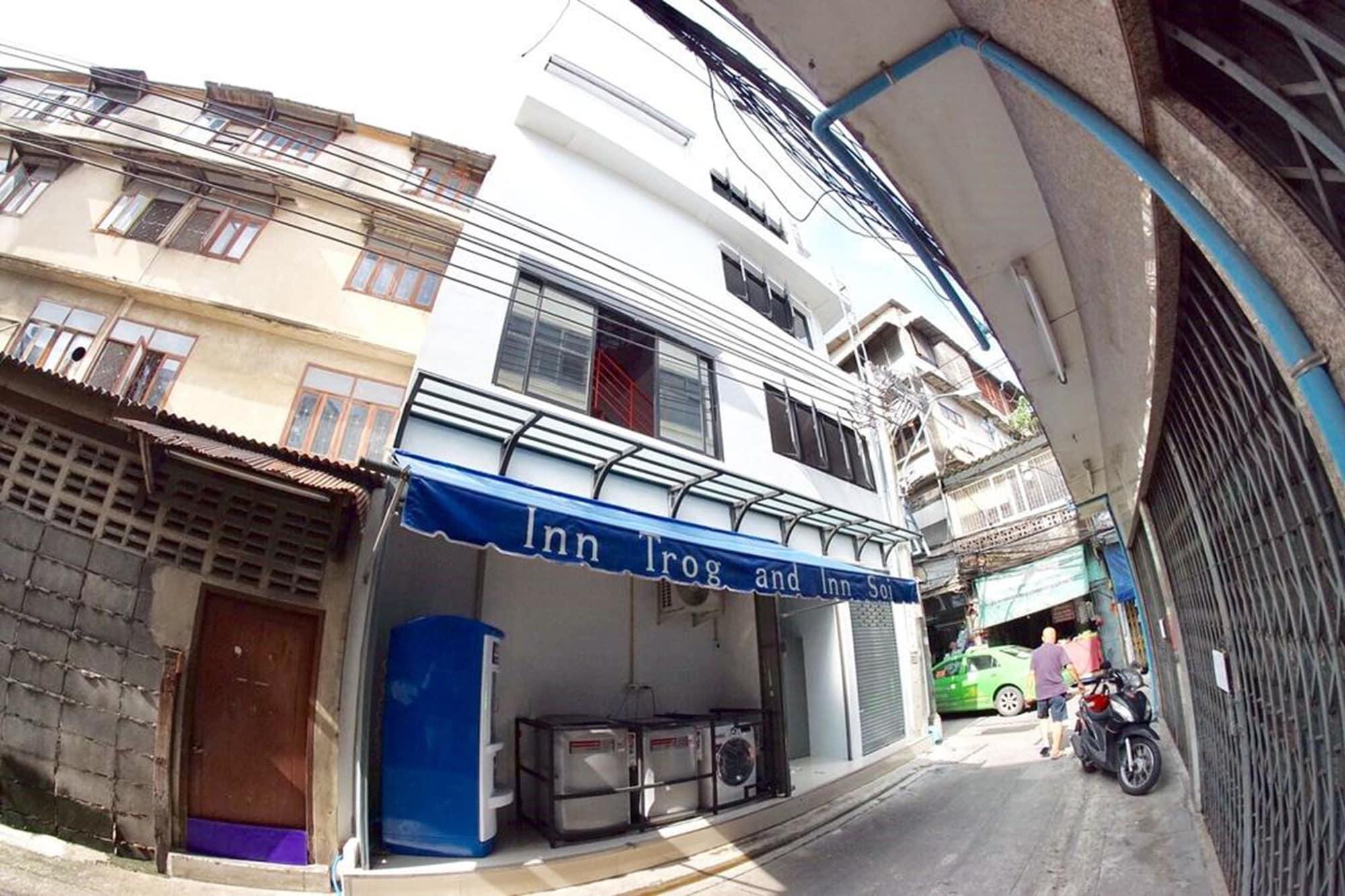 Inn Trog And Inn Soi - Hostel - Adults Only, Khlong San