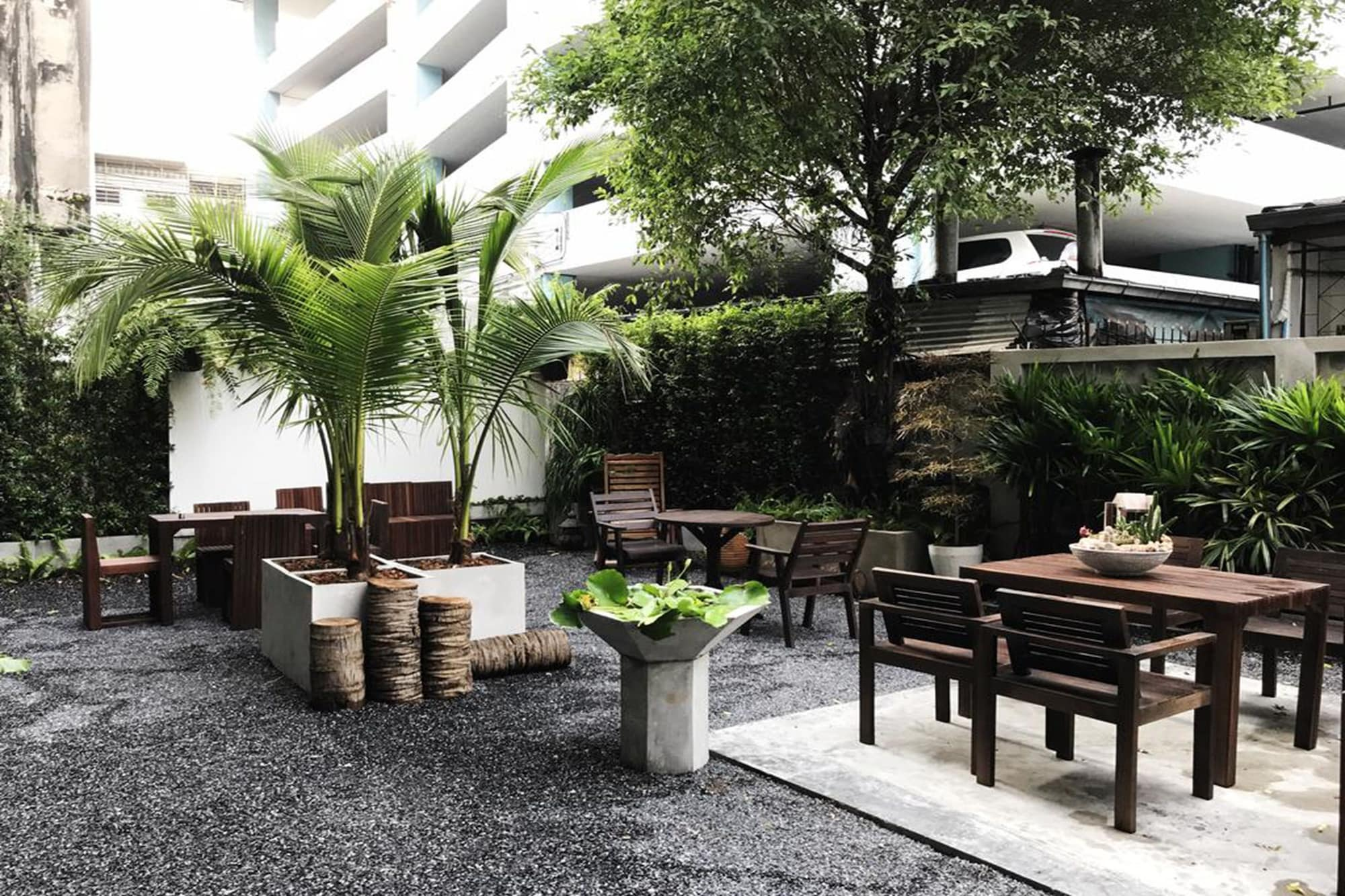 Yim Yam Hostel & Garden, Ratchathewi