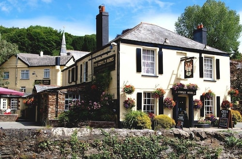 The Copley Arms, Cornwall