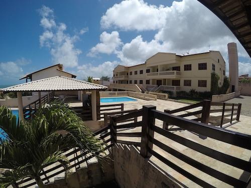 Apto 4 suites com ar para 15 pessoas, Fortaleza